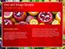 Colorful Rainbow Food slide 14