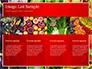 Colorful Rainbow Food slide 16