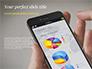 Financial Mobile App slide 1