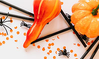 Halloween Decorations Presentation Template