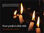 Burning Candles slide 1