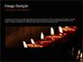 Burning Candles slide 10