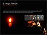 Burning Candles slide 12