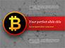 Bitcoin Icon slide 1