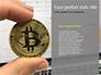 Bitcoin Icon slide 9