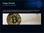 Digital Bitcoin Sign slide 10