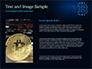 Digital Bitcoin Sign slide 15