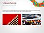 Colorful Lego Blocks slide 12