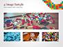 Colorful Lego Blocks slide 13