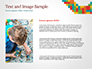 Colorful Lego Blocks slide 15