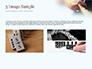 Man Stops Domino Effect slide 12