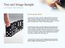 Man Stops Domino Effect slide 15