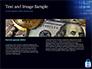 Digital Bitcoin Symbol inside Secure Lock slide 14