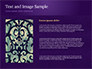 Purple Indian Pattern Presentation Template slide 15