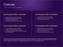 Purple Indian Pattern Presentation Template slide 2