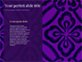 Purple Indian Pattern Presentation Template slide 9