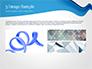Blue Wavy Line slide 12