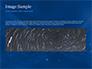 Abstract Blue Polygon Mesh slide 10