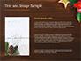 Christmas Mistletoe slide 15