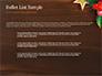 Christmas Mistletoe slide 7