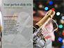 Celebration with Champagne slide 9