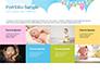 Baby Clothes Illustration slide 17