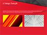 Red and Black Polygonal Background slide 11