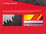 Red and Black Polygonal Background slide 12