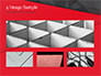 Red and Black Polygonal Background slide 13