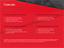 Red and Black Polygonal Background slide 2