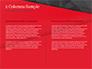 Red and Black Polygonal Background slide 5