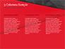 Red and Black Polygonal Background slide 6