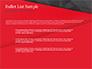 Red and Black Polygonal Background slide 7