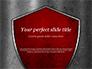 Red Shield slide 1