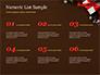 Christmas Gift Box slide 8