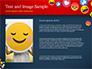 Smiley Background slide 15