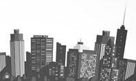 Cityscape Silhouette Presentation Template