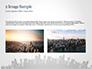 Cityscape Silhouette slide 11