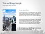 Cityscape Silhouette slide 15