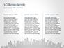 Cityscape Silhouette slide 6
