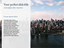 Cityscape Silhouette slide 9