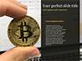 Bitcoins on Circuit Board slide 9