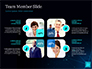 Blockchain Technology Concept slide 20