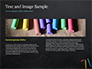 Three Colorful Chalk Sticks slide 14