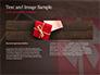 Open Red Gift Box slide 14