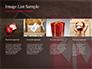 Open Red Gift Box slide 16