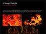 Flame slide 11