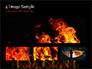 Flame slide 13