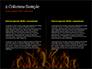 Flame slide 5
