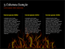 Flame slide 6